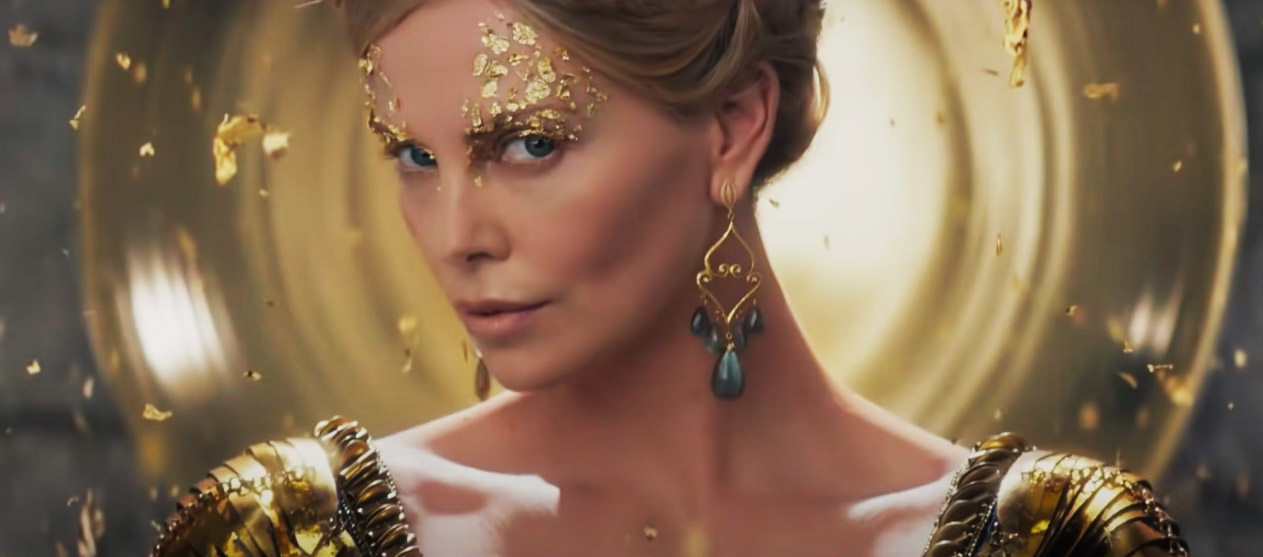 Blond Girl Charlize Theron