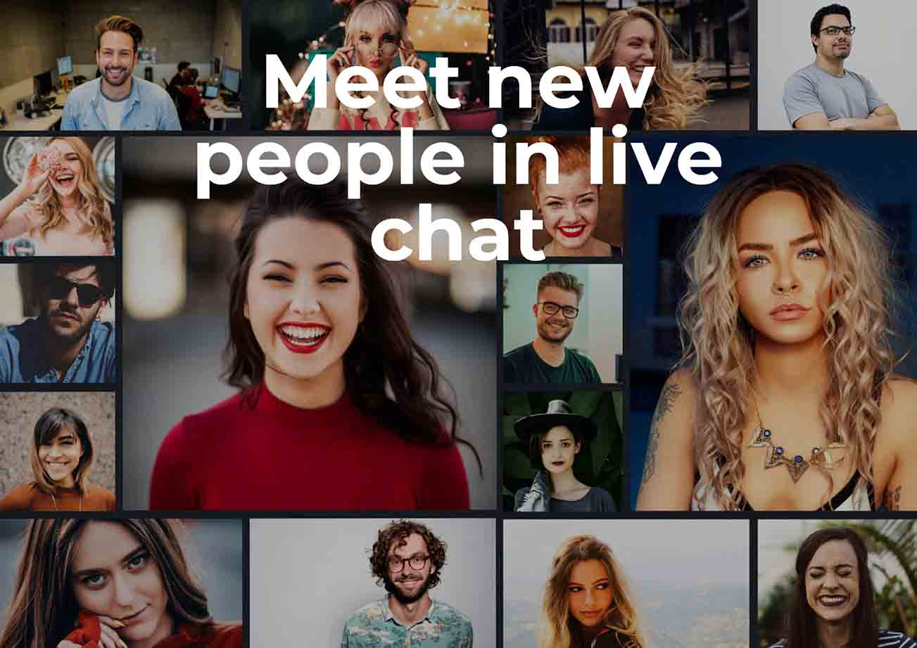 Chat with girls - meet new people in a chat room