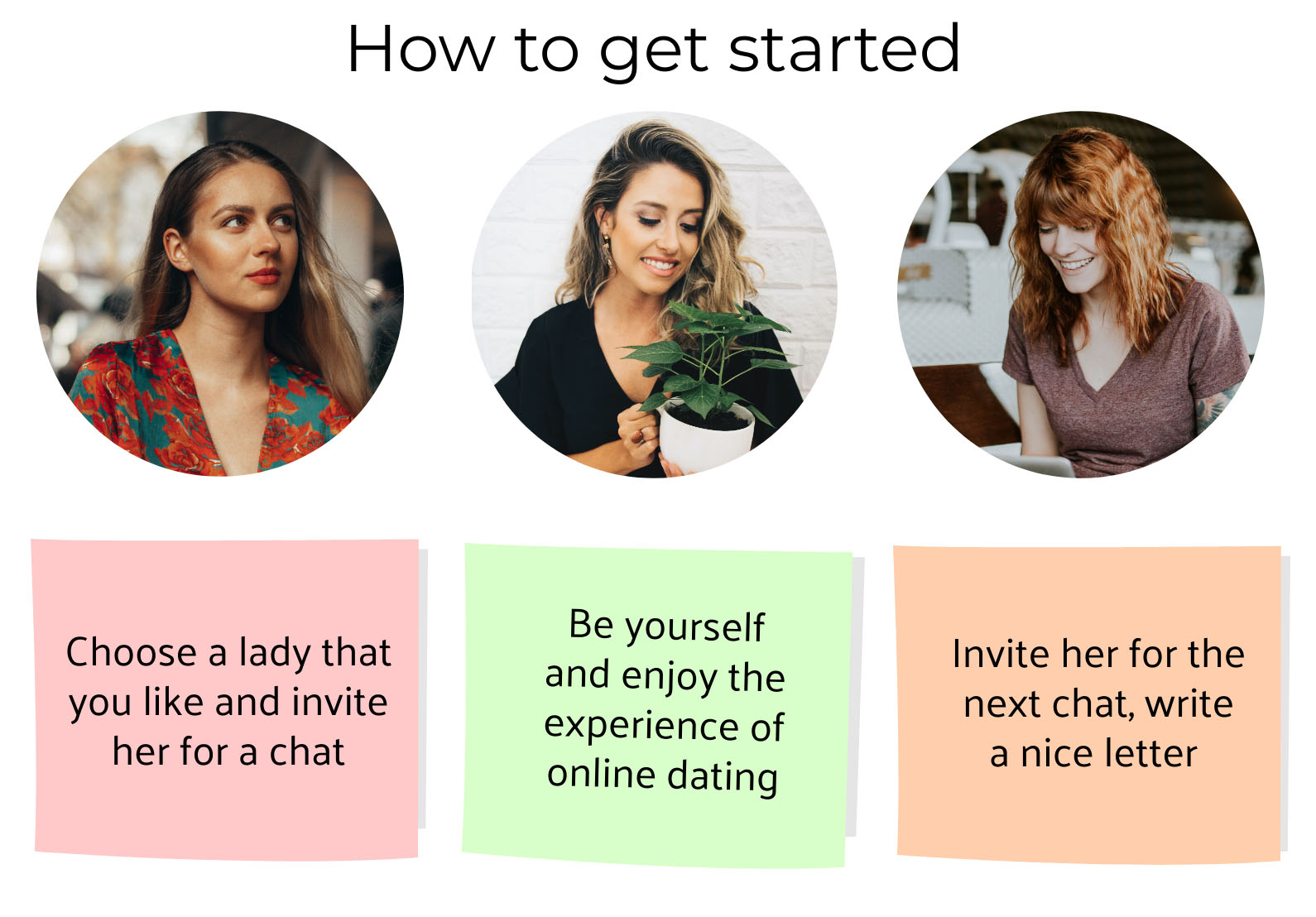 Chat with Girls - How to Get Started