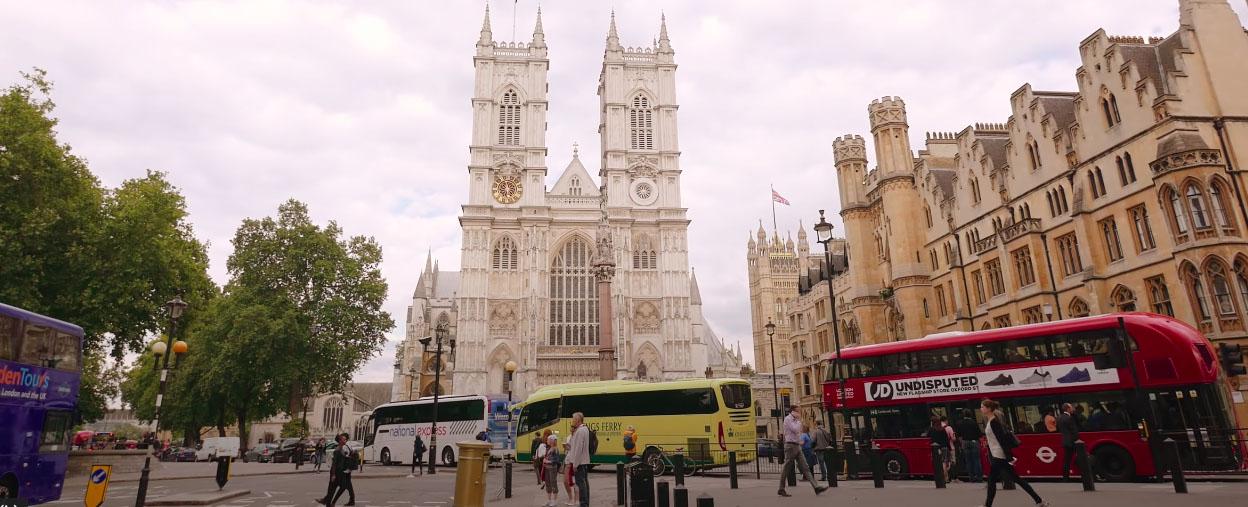 Travel around London