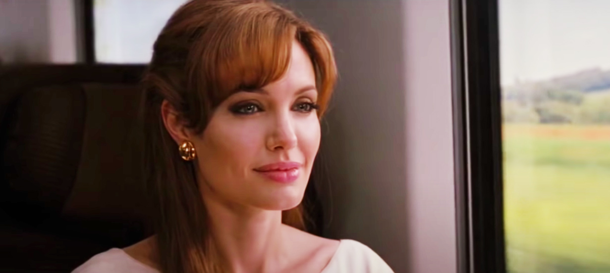 Pretty Lady Angelina Jolie