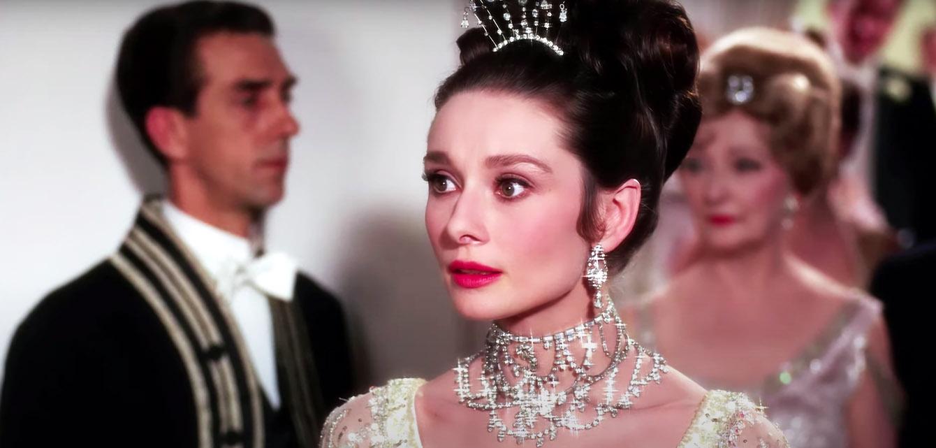 Pretty Lady Audrey Hepburn