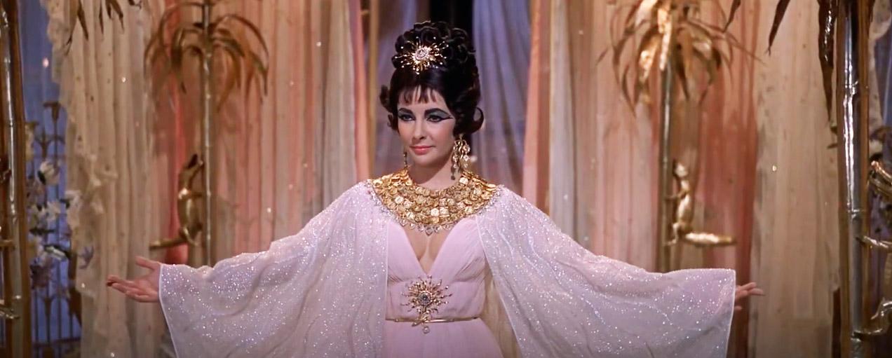Pretty lady Elizabeth Taylor