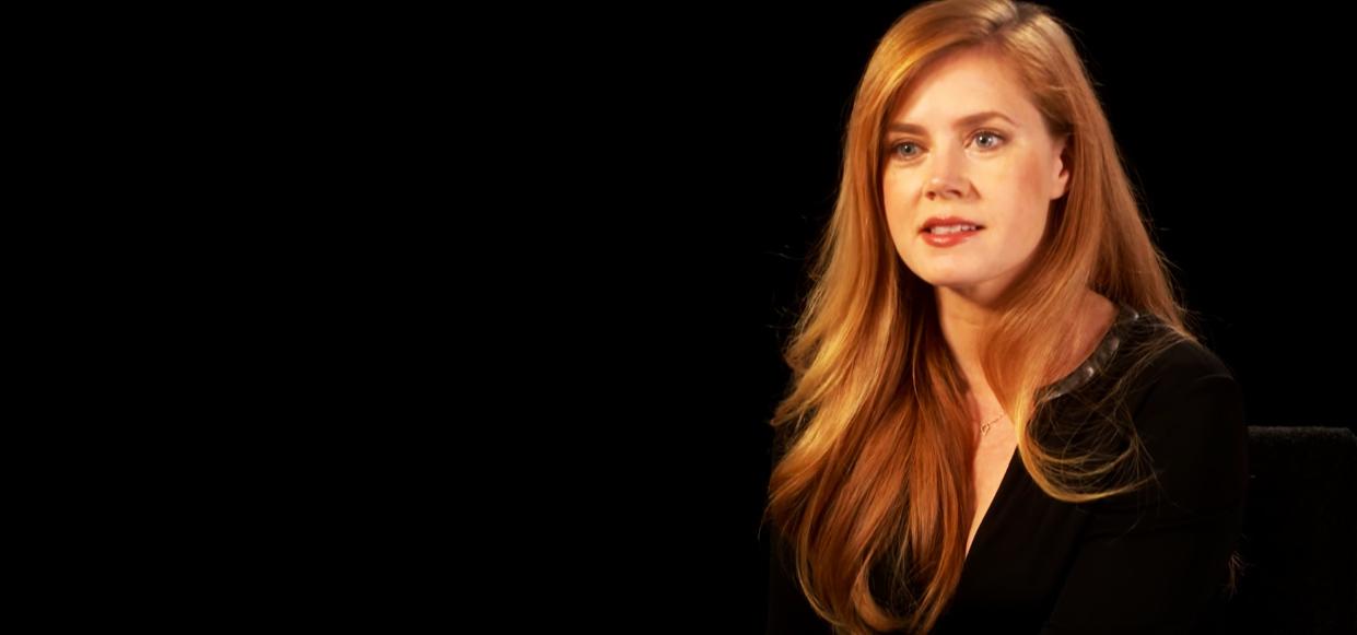 Redheaded Beauty Amy Adams