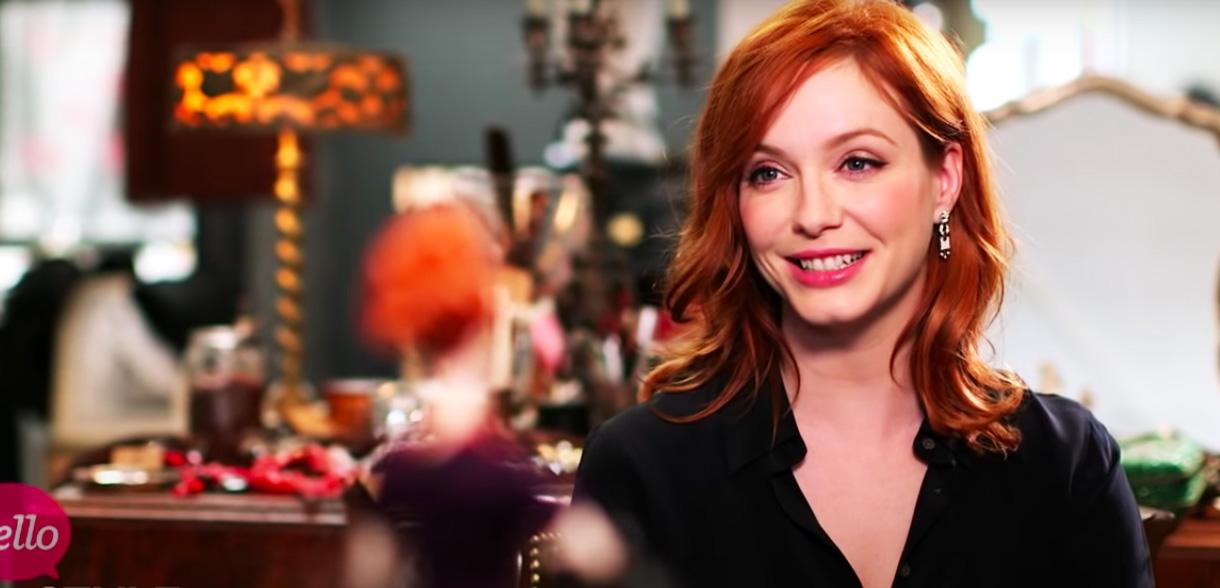 Redheaded Beauty Christina Hendrix