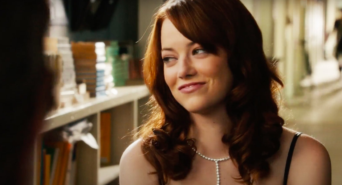 Redheaded Beauty Emma Stone