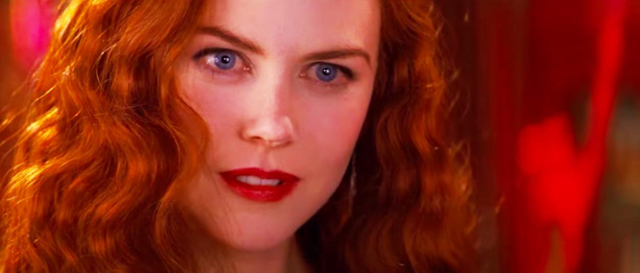 Redheaded Beauty Nicole Kidman