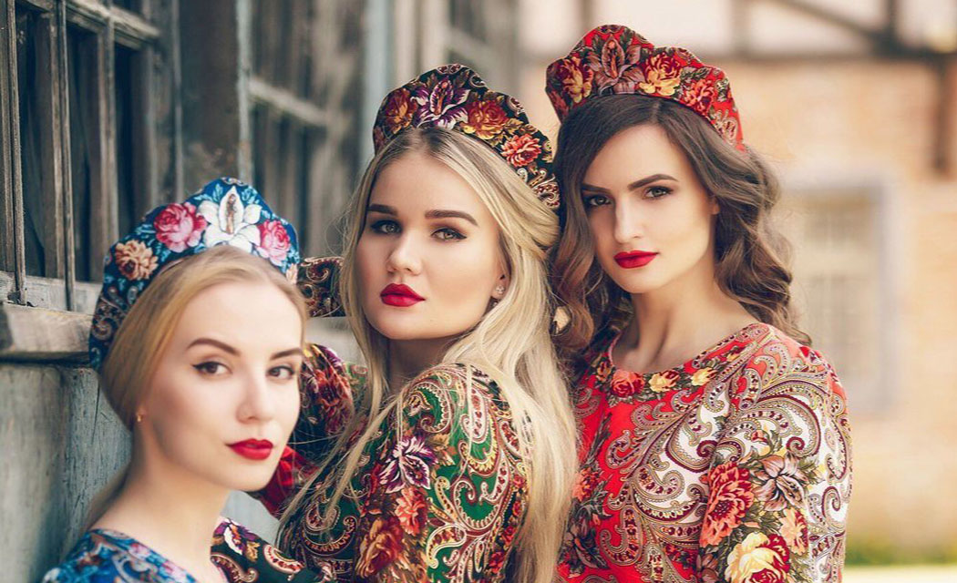 Russian Facial Features - Typical Appearance of Russian Ladies