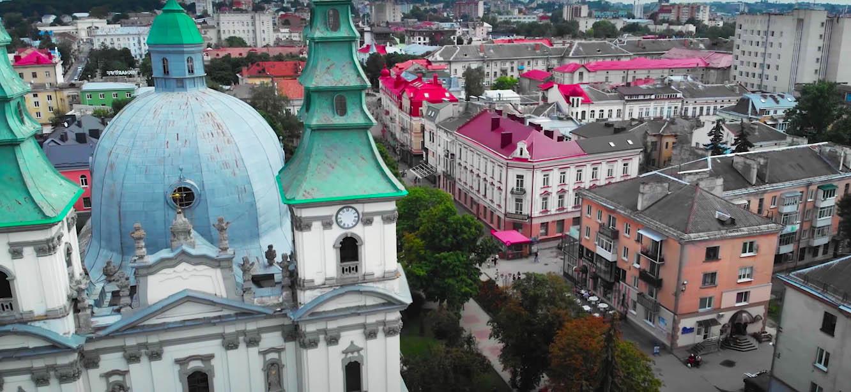 Ukraine—Principales Attractions