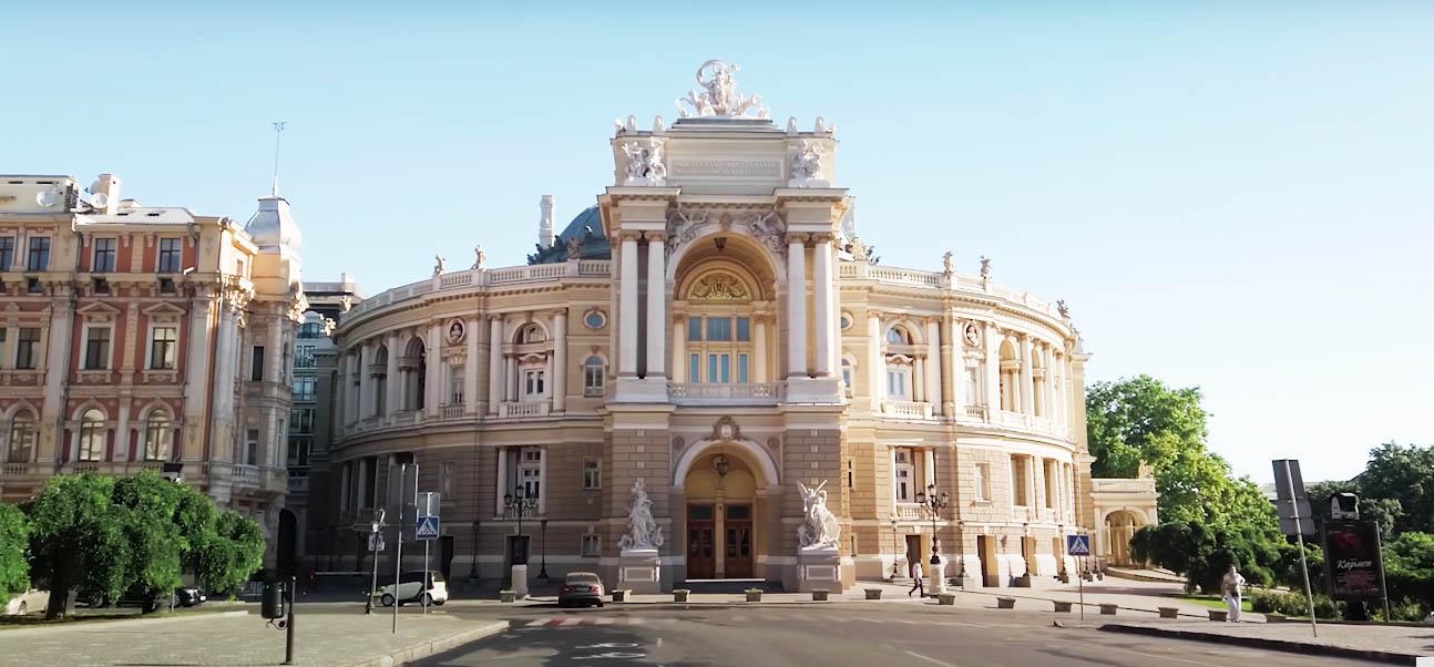 Ukraine—Principales Attractions et les Choses à Faire en Ukraine