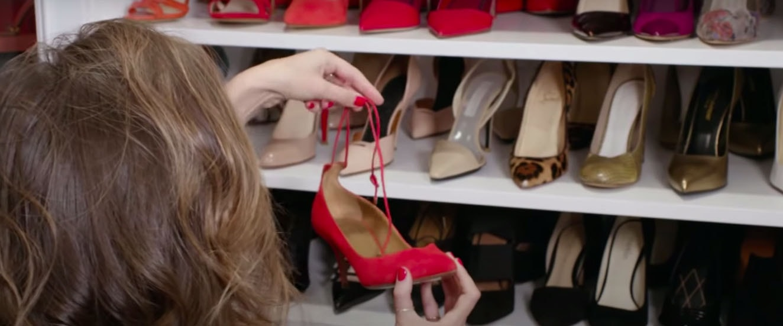 Ukrainian Girls Shopping