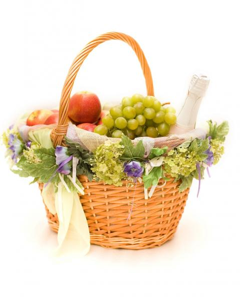 "Basket ""Summer delight"". basket-summer-delight-7TM.jpg"